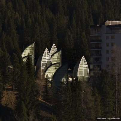 Featured Architecture - Mario Botta