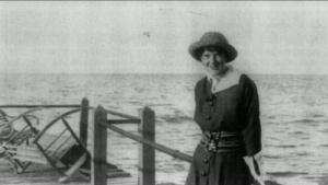 Bernice Palmer was traveling to the warm waters of the Mediterranean with her mother on holiday. On the morning of April 15th, 2012, they suddenly found themselves in the midst of a freezing ice field picking up passengers from the ill-fated Titanic.