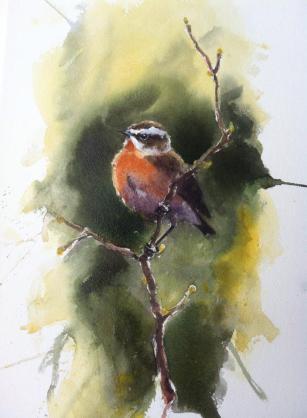 Watercolor - Gunnar Tryggmo