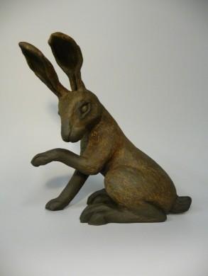 Hares - Natasha Cousens