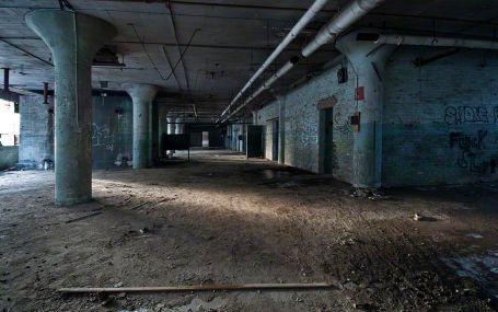 Ground Floor – J. R. Montgomery Company, Windsor Locks, Connecticut ©2014 Robert Marsala