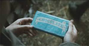 ∫ The Belgian Milk Chocolate bar is a limited edition candy made of the same period packaging manufactured in Ypres, Belgium.  It will be made available at Sainsbury's until Christmas and proceeds will benefit The Royal British Legion. (Photo credit The Telegraph)