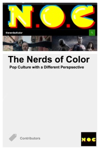 The Nerds of Color