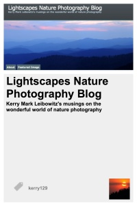 Lightscapes Nature