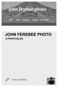 John Ferebee PHoto