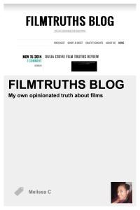 Filmtruths blog