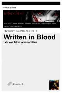 Writteninblood