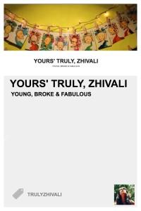 Yourstrulyzhivali