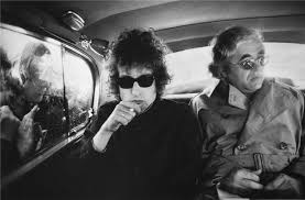 ∫ Barry Feinstein (1931-2011) Bob Dylan and Albert Grossman (Photo credit Morrison Hotel Gallery)