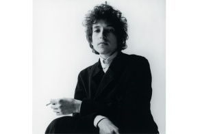 ∫ Jerry Schatzber, (1927-) Untitled Dylan, 1965. ( credit Genesis Publications)