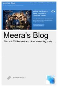 Meeras Blog