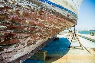 Dry Dock Wreck