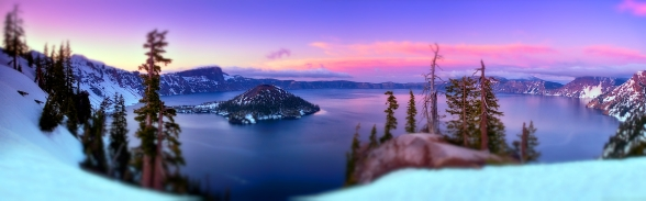 Crater Lake (Oregon, U.S.)