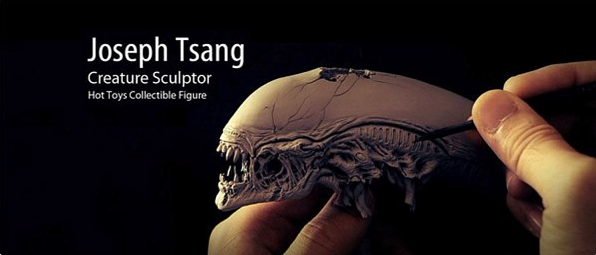 Creature Sculptor:  Interview with Joseph Tsang