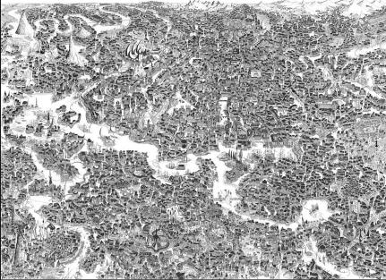 Rabath Jany, well known as Maze City.