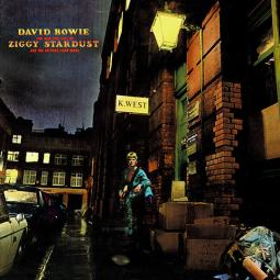 Album Cover - The Rise and Fall of Ziggy Stardust and the Spiders From Mars