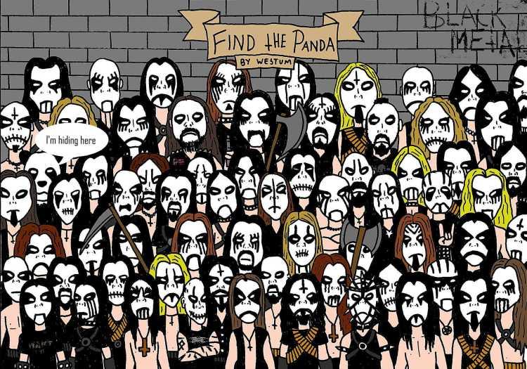 FindthePandaHeavyMetalAnswer