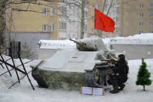 T-60 Snow Tank