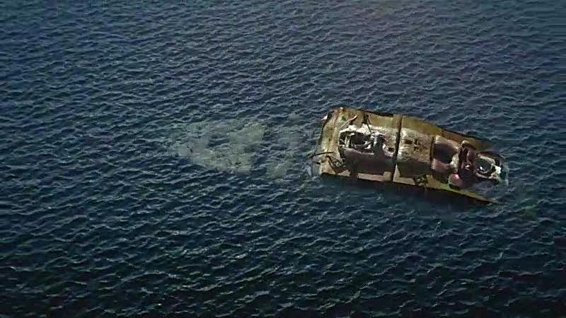 Titanic Drained