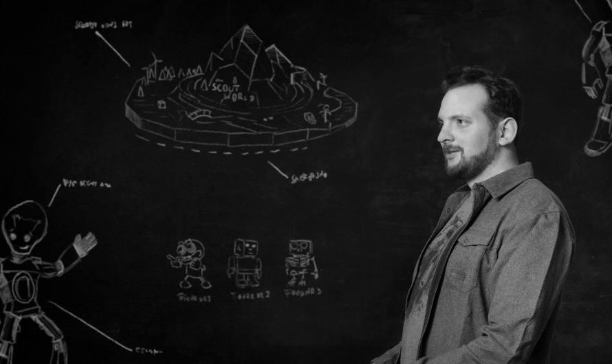 11.45 Uhr | Shortcut 02 TOBIAS WÜSTEFELD, ILLUSTRATOR Abschluss 2009 am FB Design in Münster. Er baut mit Vorliebe kleine Welten in 3D oder auf Tierschädeln. Zu Computerspielen hat er ein ambivalentes Verhältnis. Neben seiner Tätigkeit als Weltenbastler, studiert er Neuropsychologie an der Universität Hamburg. Einsamkeit kennt er nicht, denn er lebt mit sechs weiteren Mitbewohnern in einer Hamburger Wohngemeinschaft und sein Atelier teilt er sich mit zwei weiteren Designern. All diese Menschen sind ihm Anregung und Inspirationsquelle. Tobias Wüstefeld liebt es kleine Welten im Zusammenspiel von digitaler Technik und analoger Vorgehensweise hervorzubringen. Er zeichnet natürlich mit der Hand und setzt dies dann dreidimensional am Computer um. Der neben Neuroästhetik auch an Wahrnehmungspsychologie interessierte, studierte am FB Design mit dem Schwerpunkt Illustration und Mediendesign, lebt und arbeitet in Hamburg. Ausgewählte Kunden: Ültje, O2, Henkel, Skoda, Sony Erickson, Ferrero, Ikea, Red Bull