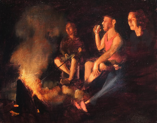 Fire © David J Cunningham