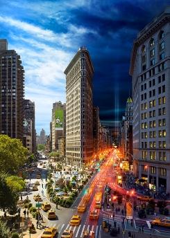 Flatiron 911 New York City © Stephen Wilkes