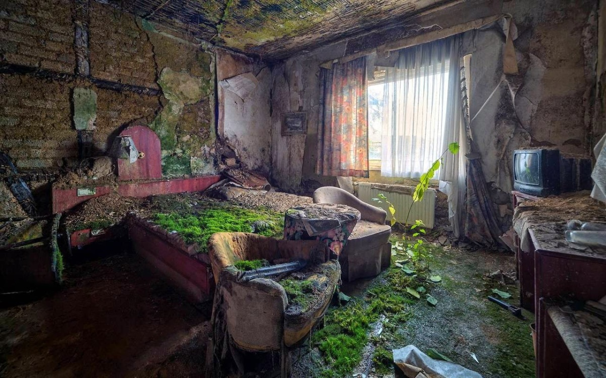 Abandoned Hotels - A Part of our Urban Decay