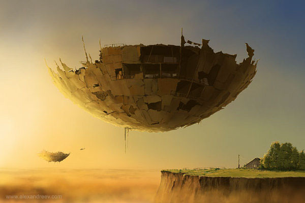 Last Summer - Separate Reality 02 © Alex Andreev