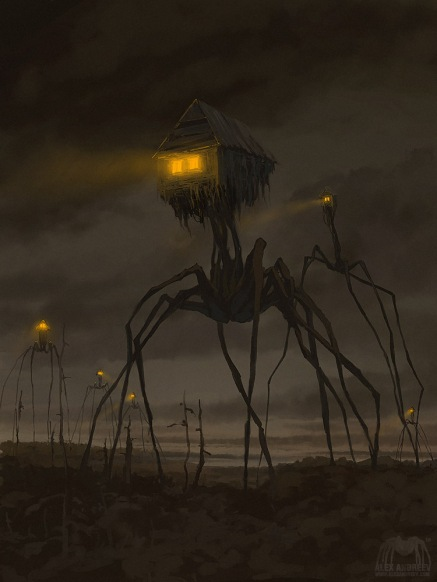 Midnight Fairy Tale - Separate Reality 03 © Alex Andreev