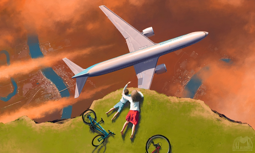 Pilots - A Separate Reality 11 © Alex Andreev