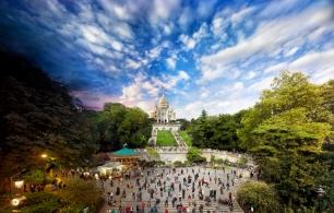 Sacre Coeur, Paris © Stephen Wilkes