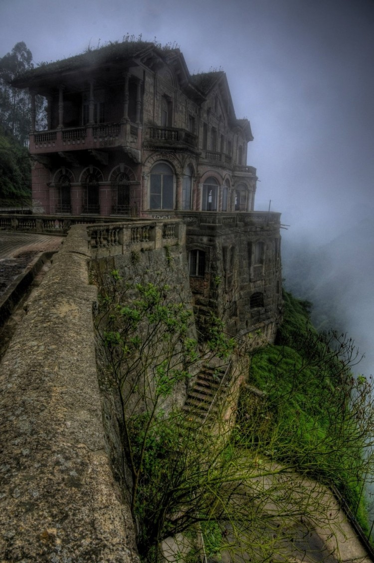 Hotel Salto del Tequendama – Columbia – Courtesy FullyM