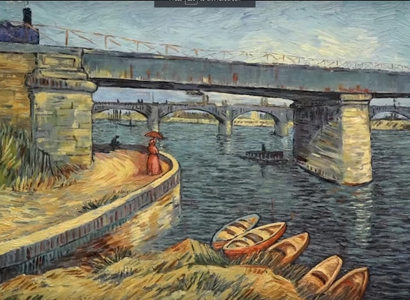 Loving Vincent Trailer 1