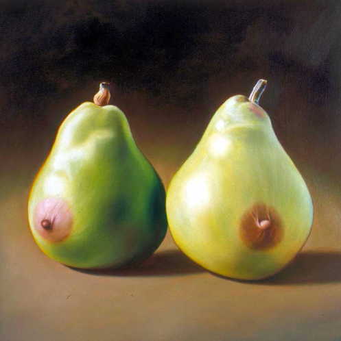 pear-of-breasts