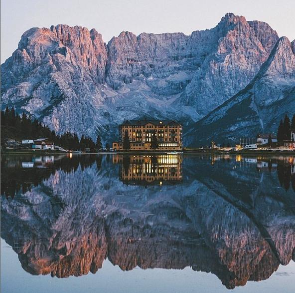 Lake Hotel © Jannik Obenhoff