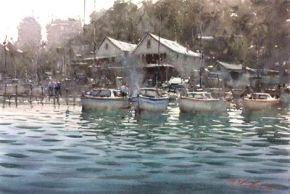 Joseph Zbukvic Boat House