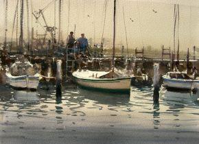 Joseph Zbukvic Boats