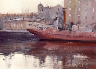 Joseph Zbukvic Ship
